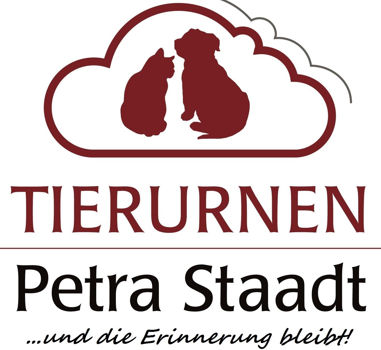 Tierurnen Petra Staadt-Logo